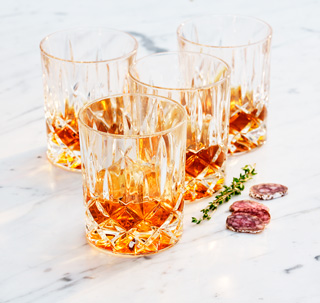 Nachtmann whisky glasses 4 pcs